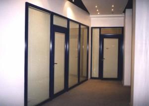 Plastikines durys