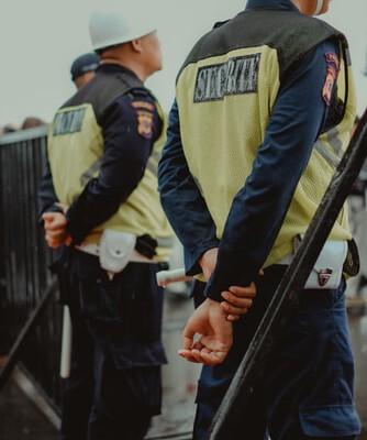 Kodėl verta naudotis saugos tarnybos paslaugomis